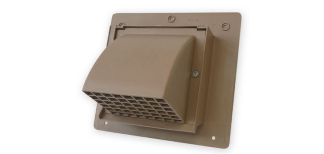 Wall Cap HVAC venting series