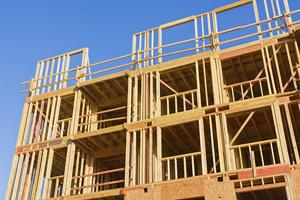 wood construction building apartment primex